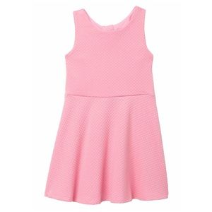 kate spade new york pink vivian textured dress